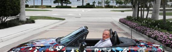 Rene Richthofen:  The Car Man Cometh