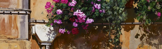 JB Berkow's Venetian Canal Paintings