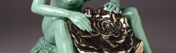 JB Berkow's Sculpture Chosen For New Women In Leadership Award